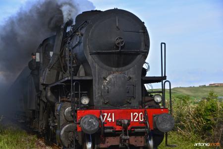 Treno a vapore 01
