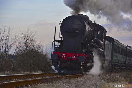 Treno a vapore 02