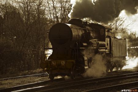 Treno a vapore 03