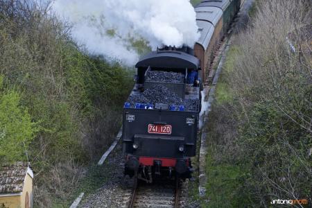 Treno a vapore 04