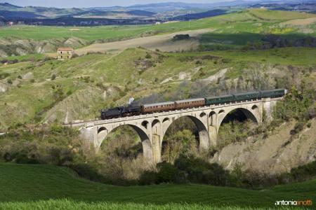 Treno a vapore 05