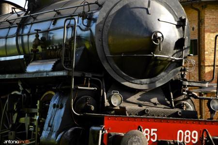 Treno a vapore 07