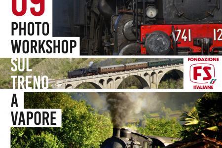workshop treno a vapore con Sandro Santioli