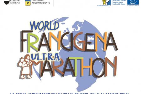 Logo Francigena Ultra Marathon